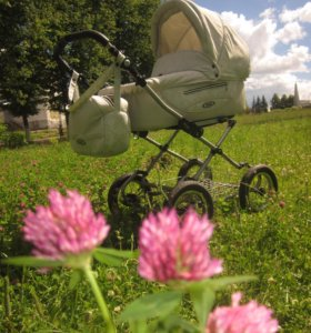 Детская коляска Roan Kortina 2 в 1