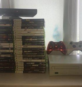 Игровая консоль Xbox360