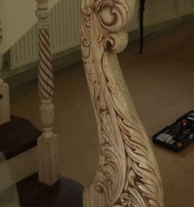 Столб на лестницу Иркутск
