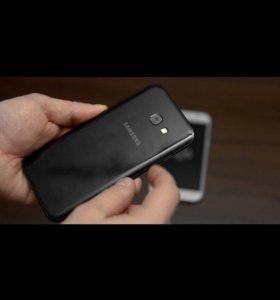 Телефон Samsung А5 2017 32гб. Черный