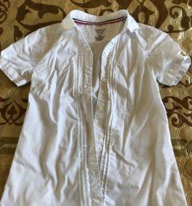 Школьная блузка и юбка