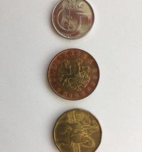 Монеты разных стран ( может кто коллекционирует)