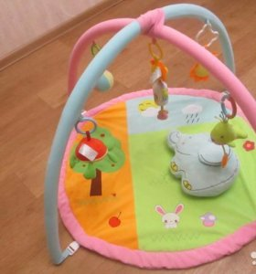 развивающий мягкий коврик для малыша