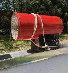 Нагреватель воздуха Газовый ТАГ-50