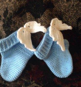 Носочки для ангелочка