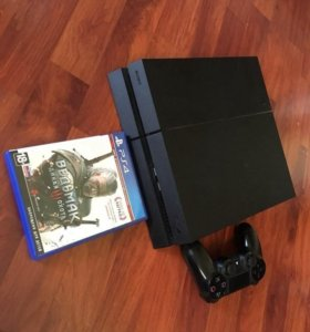Sony Playstation 4 + 18 игр