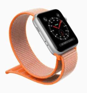 Apple Watch s1/s2/s3 38mm/42mm и Nike+