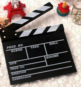 Видеомонтаж, видеосъёмка.