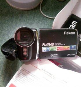Видеокамера Rekam DVC-549