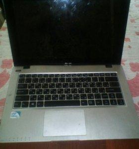 Ноутбук на зап части