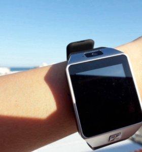 Умные часы Smart Watch DZ09 + гарантия