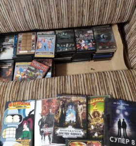 DVD диски, отдам,