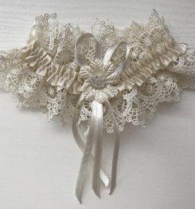 Подвязка для невесты (новая)