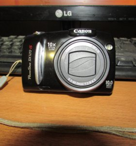 Canon Power Shot SX 120 IS