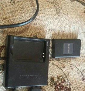 Зарядное устройство для фотоаппарата самсунг