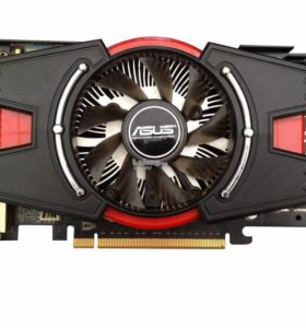 Asus Nvidia GTX 550 Ti 1GB DDR5
