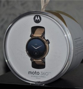 Motorola Moto 360 2 Rose Gold 42mm (новые)
