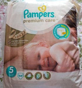 Подгузники Pampers Premium care 11-25 кг