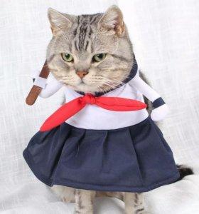 Платье для кошки или собачки