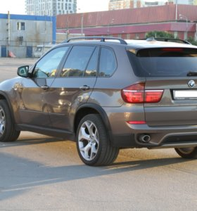 Аренда автомобиля BMW X5(Vip Taxi and Security)
