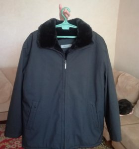 Куртка зимняя строгая
