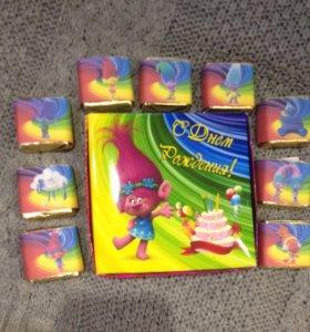 Шокобоксы для детей