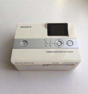 Фотопринтер сублимационный Sony DPP-FP60