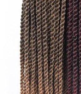 Новый комплект сенегальских косичек