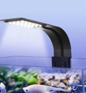 Светодиодный светильник для аквариума.