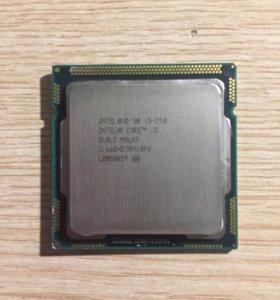 Процессор i5 750 2,66 ггц