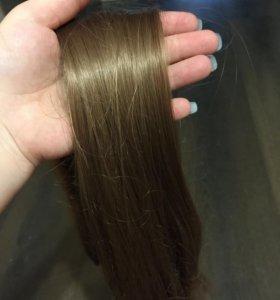 Термоволосы от Hairshop ,7 прядей , 55 см.