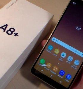Телефон А8+