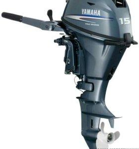 Лодочный мотор YAMAHA F15