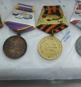 Копии медали