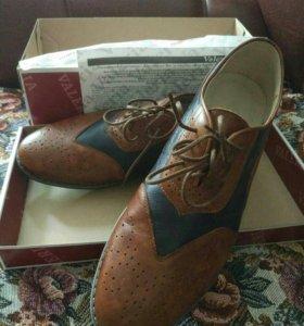 Ботинки фабричные 41 размер