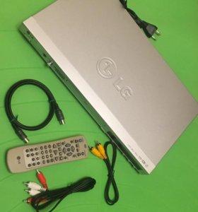 Проигрыватель LG DVD DK377