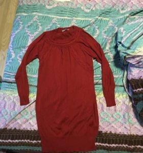 Платье для беременных 44-48+