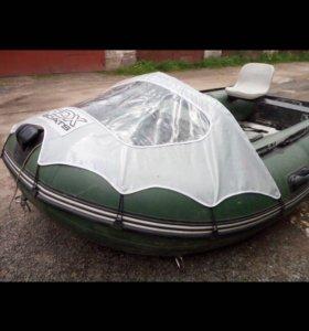 Лодка HDX OXYGEN 390