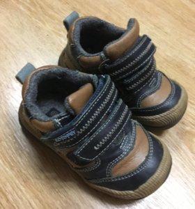 Ботинки осенние котофей