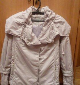 Куртка весна-осень лёгкая
