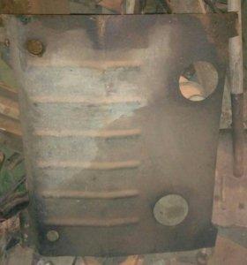Зашита двигателя и бампера ваз2108-09
