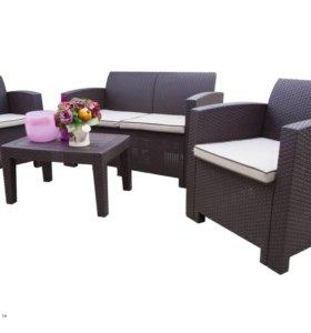 Мебель Rattan Comfort 4 Италия
