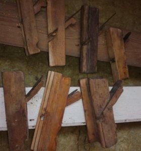 Ручной деревянный рубанок
