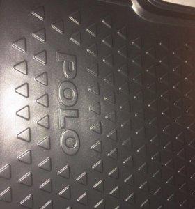 Ковёр багажного отсека VW Polo