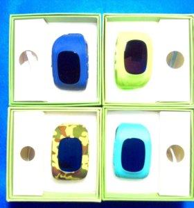 Умные детские часы-телефон, смартфон GPS Smart Q50