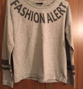 Свитшот пуловер топ итальянского бренда Vila