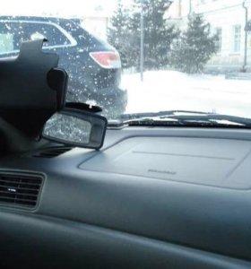 Обгонное зеркало перископ для праворульных авто
