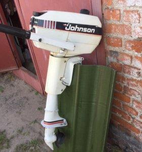 Лодочный мотор Johnson 3 hp