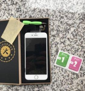 Дисплей на айфон 6s