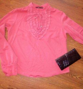 Шикарная блузка польской марки Nife р 44-46